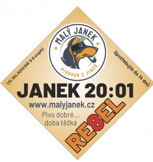 Janek 20:01 REBEL 11°